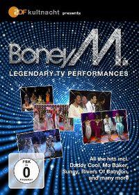 Cover Boney M. - ZDF Kultnacht presents Legendary TV Performances [DVD]